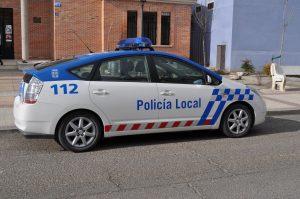 Policía Local municiapl de Íscar