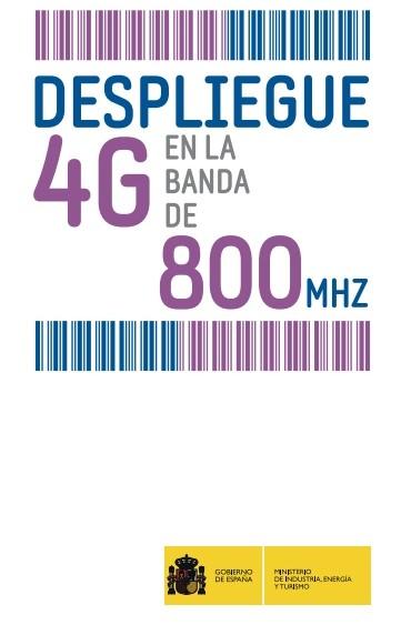 despliegue 4G