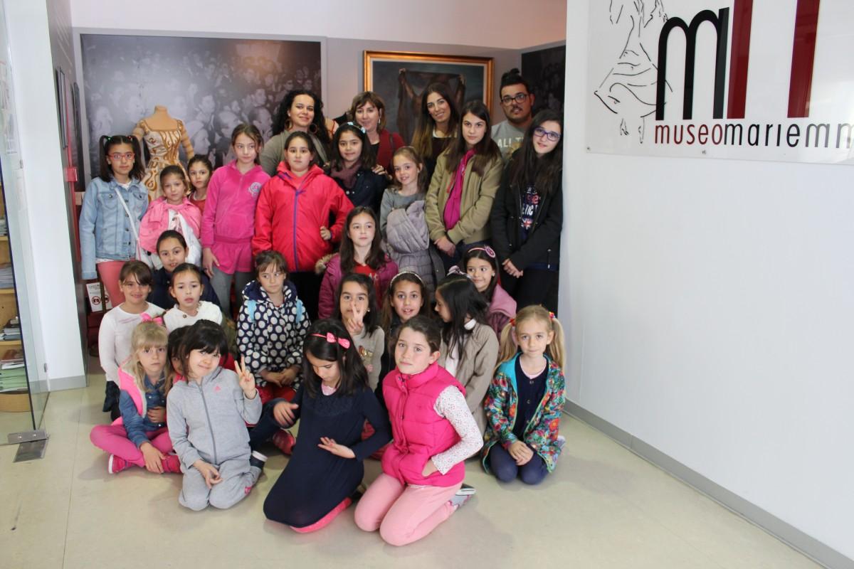 Escuela Danza Arroyo Encomienda en Museo Mariemma