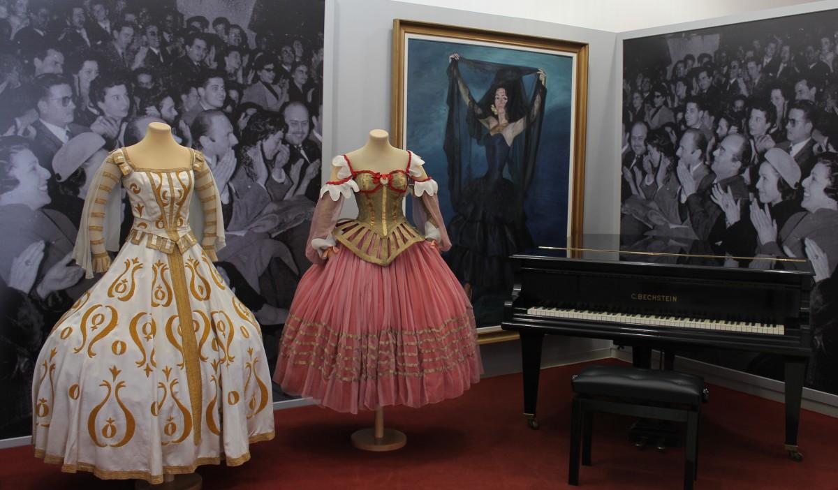 Museo Mariemma Danzas Cervantinas
